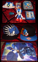 Sonic Collection .:Update 6:. by VeggieMadness