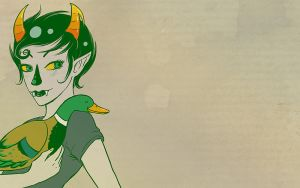 Wallpaper - Kanaya Maryam by jessiejazz