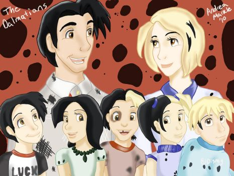 101 Dalmations by Tora20