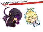 PaperChibi Straps: Demon Diary by spam-inc