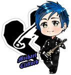 5SOS Chibi Michael Clifford by Gracious-Mistake