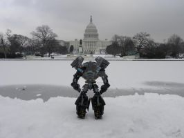 Where's Ironhide: US Capitol 6 by Letohatchee
