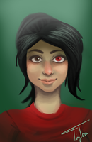 Krism Speed paint by TheTinyTaco
