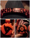 Uchiha Headphones by inuyasha13010