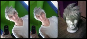 Jack Frost wig by Daweee
