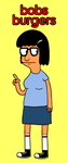 Bobs Burgers by LazyMuFFin