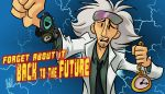 SadPanda - Back to the Future by AndrewDickman