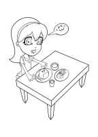 lineart for coloring: download by nirman