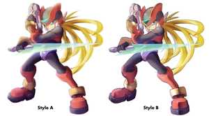 Rendering Styles by ultimatemaverickx