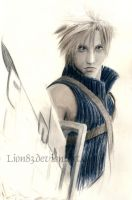 WIP 2 - Cloud Strife by Per-Svanstrom