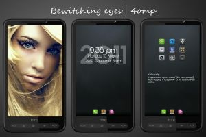 Bewitching eyes by just4omp
