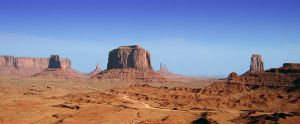 Monument Valley by AEast