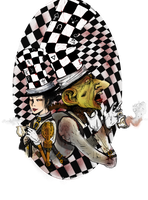 Alice: Madness Returns Cameo by Nanune13