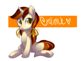 Creme by IEatedAUnicorn