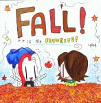 Fall Is My Favorite by ruby7bunny