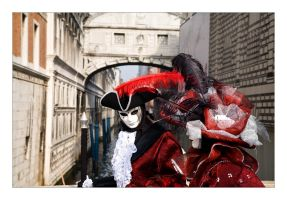 Venitian masks 19 by flemmens