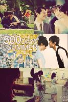 500 days of summer. by Staiceyx