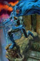 Batman by GlennFabry