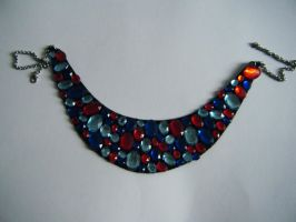 Jewelled Necklace by letmeusemyname