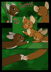 Dotty Dor and the Great Max-Beast (Intro) - pg 3 by Snow-ish
