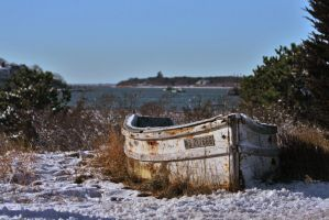 Winter On The Cape by padawan71