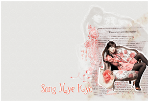 Song Hye Kyo by LAMIA-2