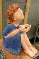 Want some candy sculpture by Fire-Redhead