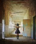 Ghost In the Hallways by Lady-Schnaps