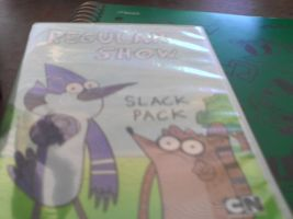 RS DVD Case by RegularShowCP