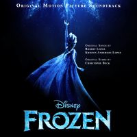 Frozen OST Album Cover (Custom-made) by HKY91