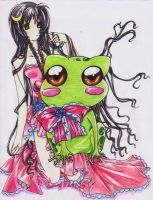 Princess Frog by eitho