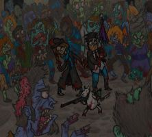 ZOMG ZOMBIES by vidiot17