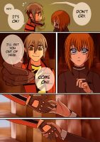 Keep Running D.D FANcomic 07 by Kaisel