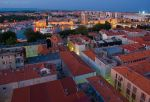 over the roofs by ivancoric