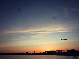 Fly Over by kml91225