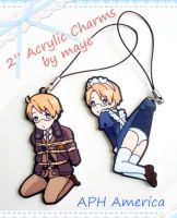 APH America 2 inch Charms by stupidlilgirl