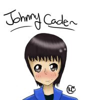 Johnny by Rin-luver