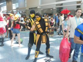 Anime Expo 12, 17 by IronCobraAM