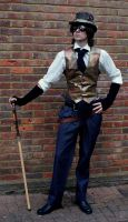 Dapper Steampunk Indeed by Mad-Mog