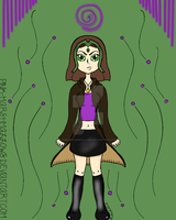 COM *HinataFox790: Ruka (Colored) by pink-marshmallows
