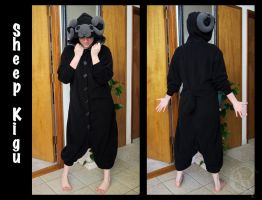 Black Sheep Kigu by CaseyAlexandra