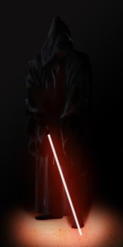 Dark Lord of the Sith by MTDewer