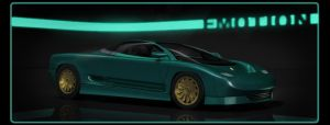 Lotus Emotion Bertone by AdamKop