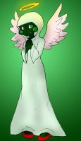 She actually is a beautiful angel... by LadyDestinyWeb
