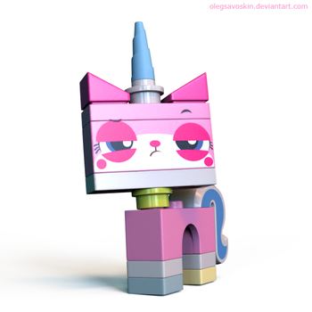 Unikitty 1 by olegsavoskin