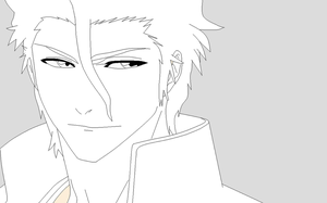 Aizen Base by kirby90210