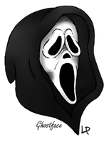 Ghostface by 94cape69