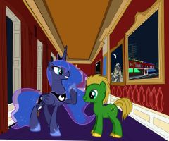 He wants me to go to the Gala with him by OceanRailroader