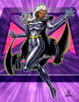 Storm - early 1990s outfit by PrimeOp