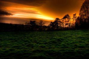 Soothing Sundown by Parmiter
